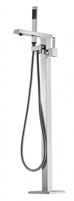 freistehende bad armatur modern standarmatur ebay. Black Bedroom Furniture Sets. Home Design Ideas