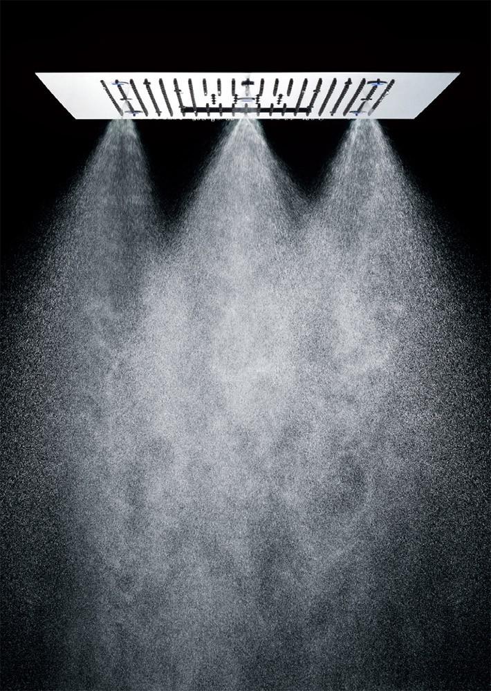 Unterputz Armatur Dusche Wechseln : Dieser Luxuri?se und vor allem Riesige Regenduschkopf mit zahlreichen