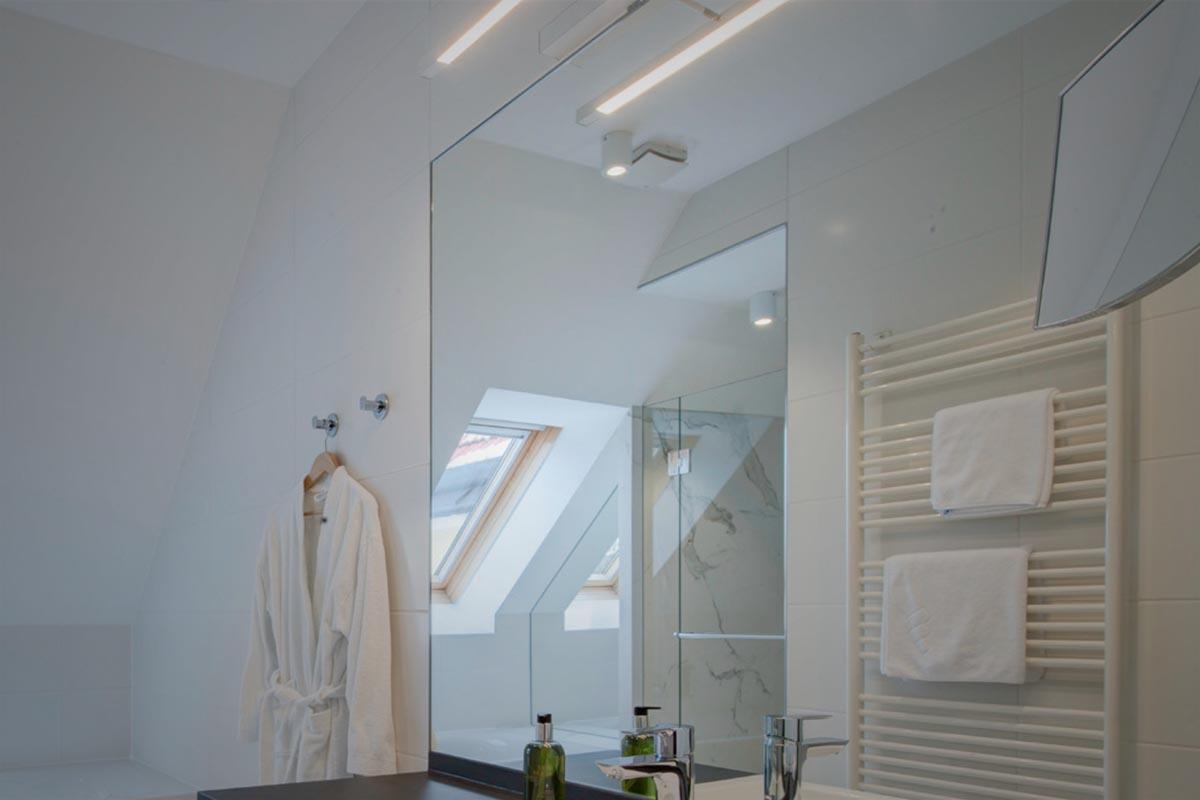 Badezimmer Mit Dachschrge Planen.