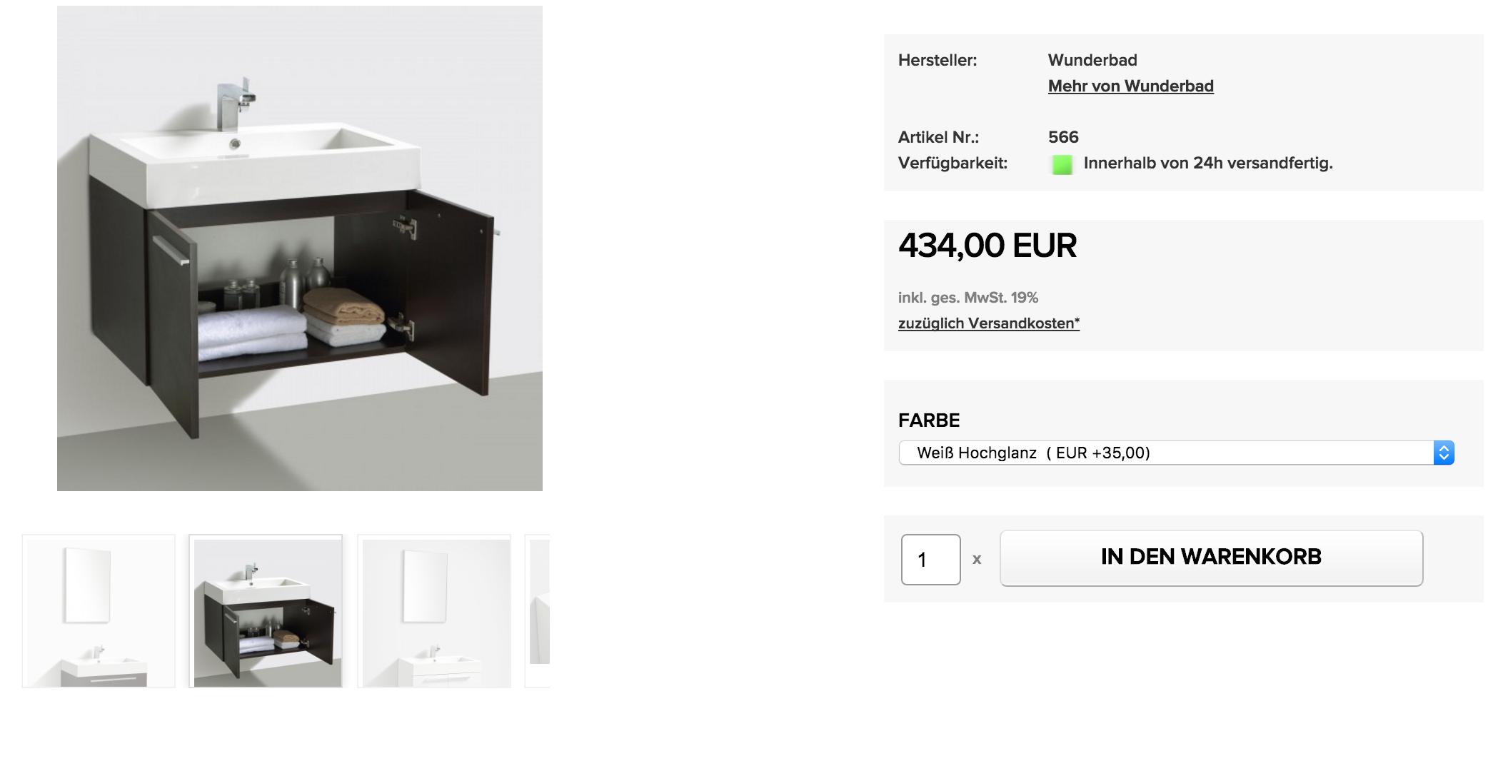 badm bel g nstig kaufen bei. Black Bedroom Furniture Sets. Home Design Ideas