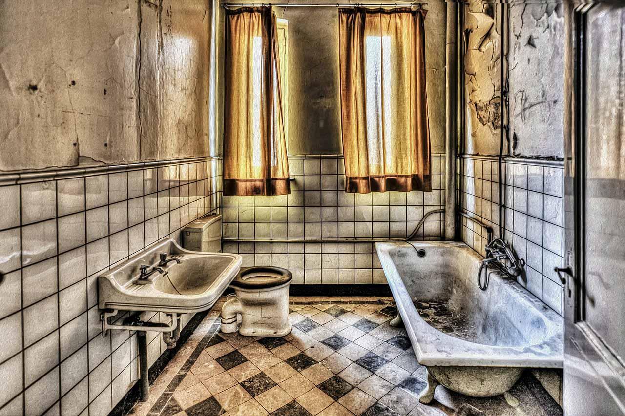 Badezimmer renovieren Fehler
