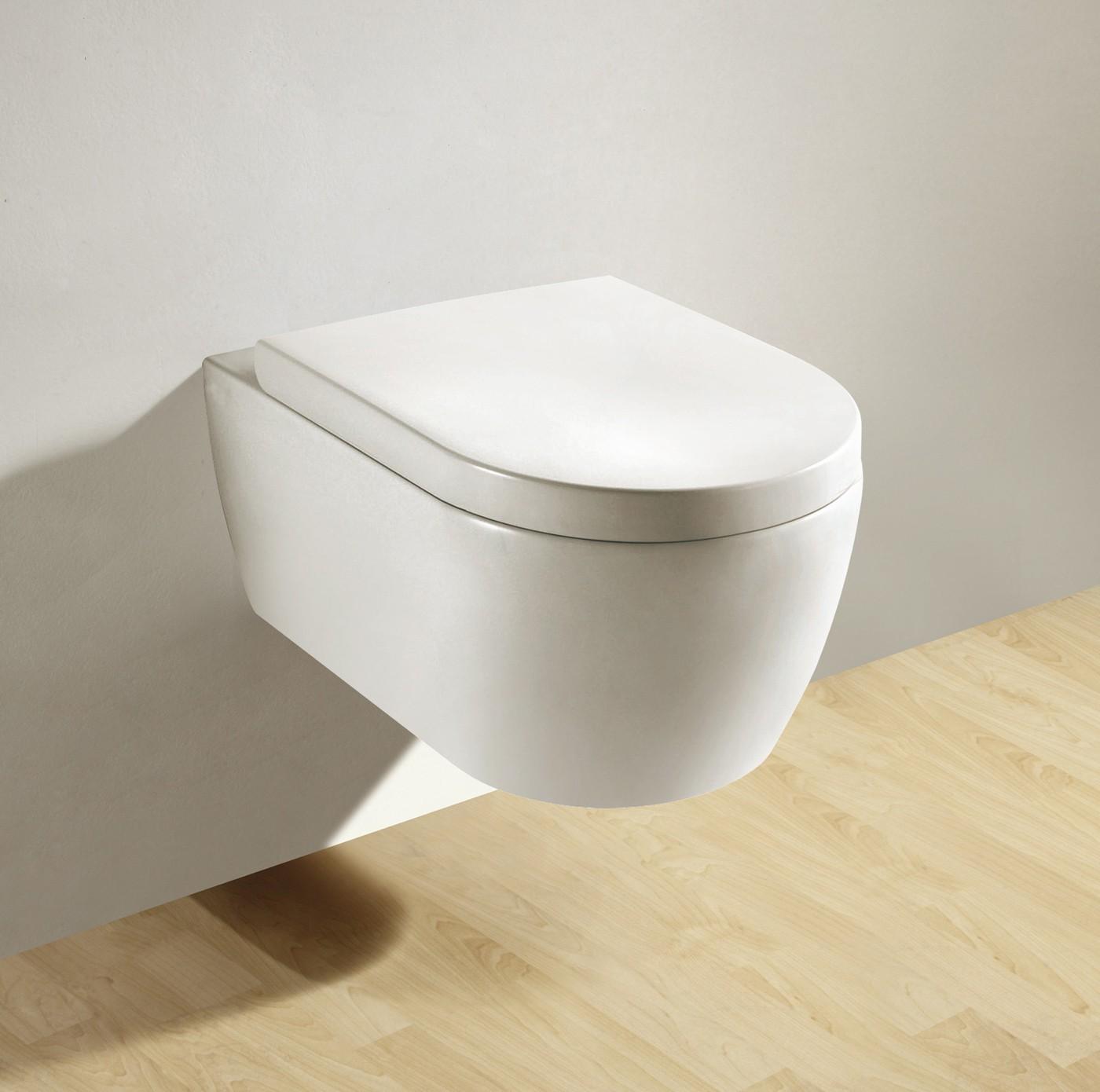 soho h nge wand wc rimless randlos toilette brillant weiss mit wc sitz badkeramik wc keramik. Black Bedroom Furniture Sets. Home Design Ideas