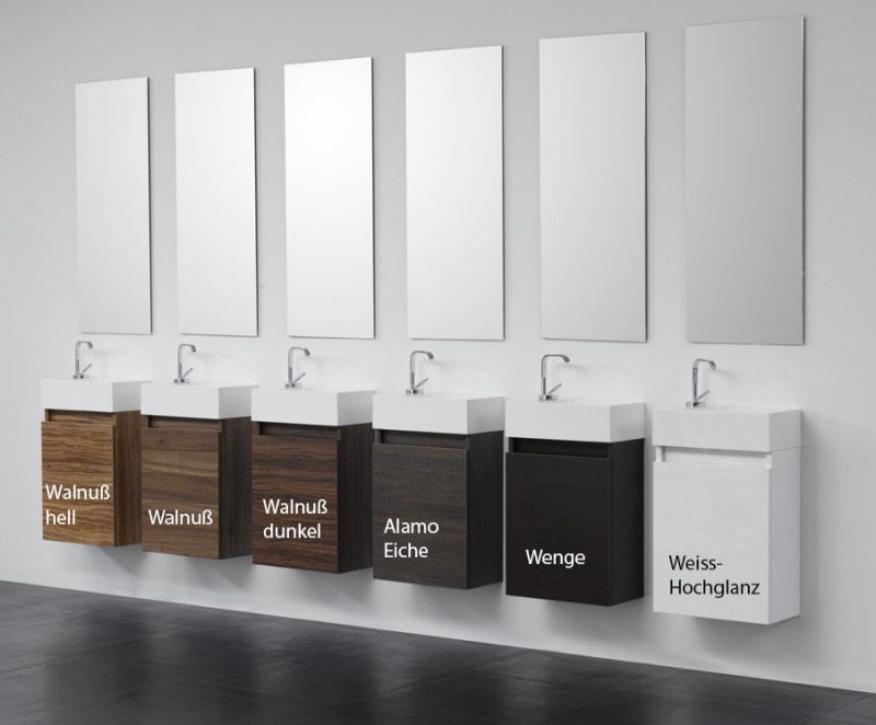 g ste wc badm bel waschbecken mit unterschrank badm bel. Black Bedroom Furniture Sets. Home Design Ideas