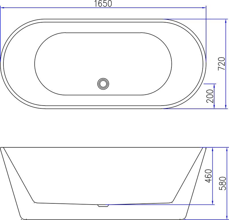 ma e freistehende badewanne sg58 kyushucon. Black Bedroom Furniture Sets. Home Design Ideas